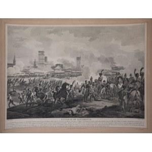 BITWA POD RATYZBONĄ 25 kwietnia 1809