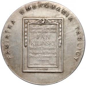 Medal SREBRO, Jan Kiliński 1916 - bardzo rzadki