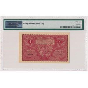 1 mkp 08.1919 - I Serja CB - PMG 64 EPQ