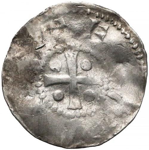Niderlandy, Fryzja, Henryk II (1002-1024), Denar