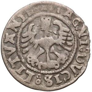 Zygmunt I Stary, Półgrosz Wilno 1527 - błąd SigismVAndi
