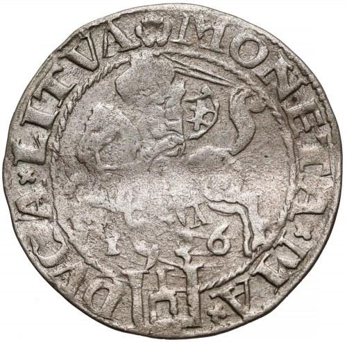 Zygmunt I Stary, Grosz Wilno 1536 - kwiecień - litera A - rzadki