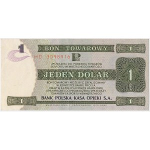PEWEX 1 dolar 1979 - HF