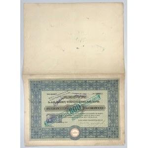 L.& G. Kaden Tow. Akc., 400 kr 1913