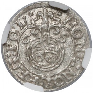 Jan II Kazimierz, Półtorak 1666 Kraków - POL• - RZADKI - NGC AU58 (R6)