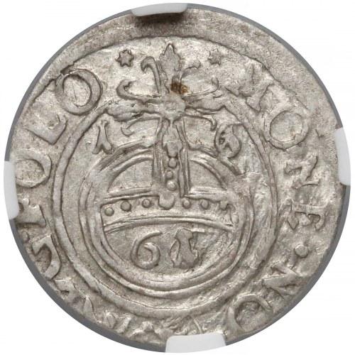 Jan II Kazimierz, Półtorak 1661 GBA - LWÓW - RZADKOŚĆ - NGC MS61