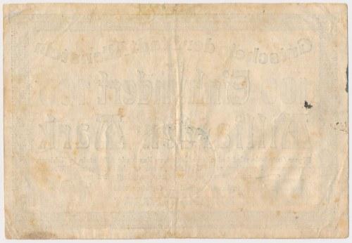 Allenstein (Olsztyn), 100 mld mk 10.1923