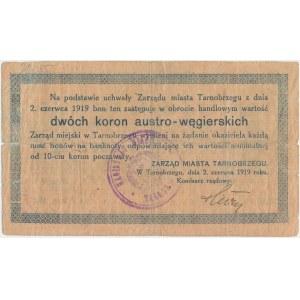 Tarnobrzeg, 2 korony 1919