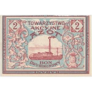 Jaworzno, Tow. Akcyjne AZOT, 2 korony 1919