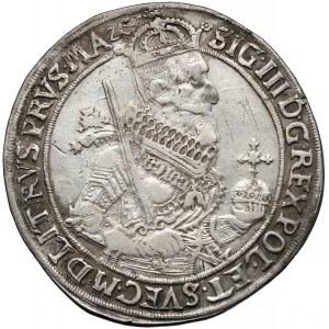 Zygmunt III Waza, Talar Toruń 1630 I-I - szerokie popiersie, MAzc (R6)