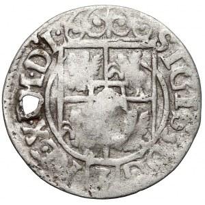 Zygmunta III Waza, Półtorak Bydgoszcz 1621 z KONTRAMARKĄ KOTWICA