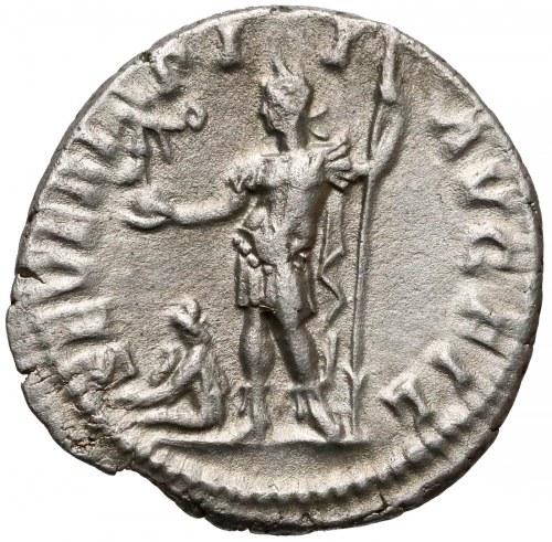 Cesarstwo, Karakalla, Denar Rzym (199-200) - SEVERI PII
