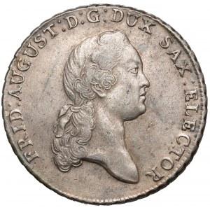 Saksonia, Talar Drezno 1773 EDC