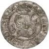 Zygmunt III Waza, Szeląg Poznań 1616 / 1600 - SIG przy tarczach - rzadkość