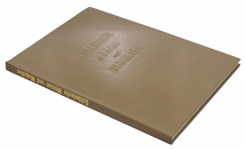 Saurma-Jeltsch, Schlesische Münzen und Medaillen, Reprint 1991/1883