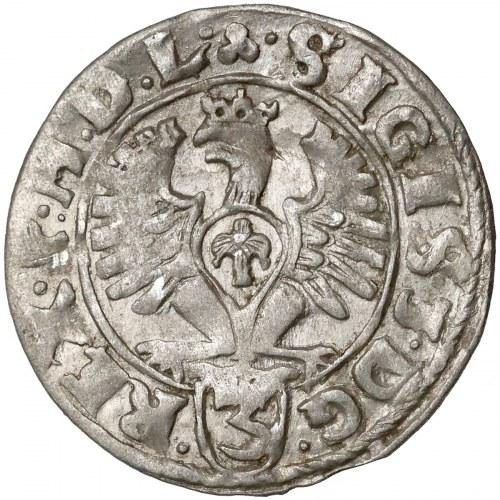 Zygmunt III Waza, Półtorak Bydgoszcz 1614 - Orzeł (3) - rzadki