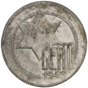 Getto Łódź, 5 marek 1943 Mg - odm.1/2
