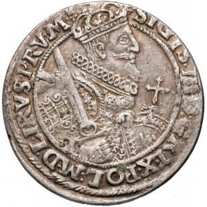 Zygmunt III Waza, Ort Bydgoszcz 1622 - PRV.M+