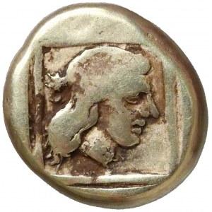 Grecja, Lesbos, Mitylena, Hekte elektronowe (412-378pne)