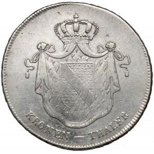 Badenia, Talar Kronenthaler 1819