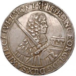 Saksonia, Talar Drezno 1664 - bardzo ładny