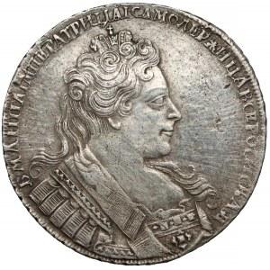 Rosja, Anna, Rubel 1731