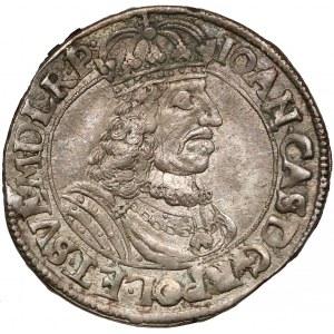 Jan II Kazimierz, Ort Toruń 1662 HDL - z ET.SVE