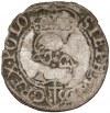 Stefan Batory, Szeląg Olkusz 1582 - duży mon., data rozdzielona - RZADKI