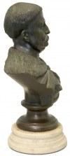 Popiersie - Jan III Sobieski - piękna rzeźba