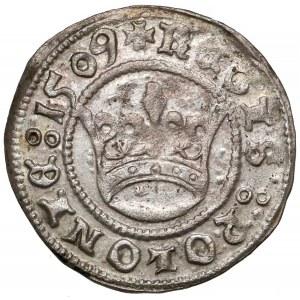 Zygmunt I Stary, Półgrosz Kraków 1509
