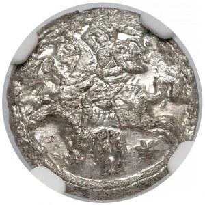 Zygmunt III Waza, Dwudenar Wilno 1621 - NGC MS62