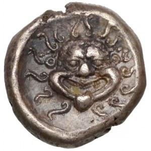 Grecja, Tracja, Apollonia Pontyjska, Drachma (400-350pne)