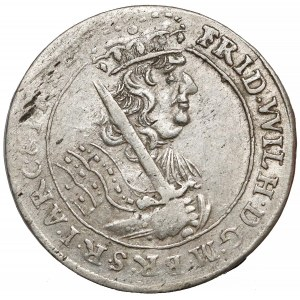 Prusy-Brandenburgia, Fryderyk Wilhelm, Ort Królewiec 1682 HS