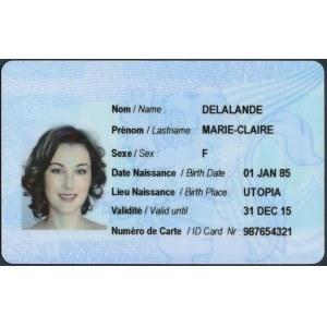 Dowód osobisty (Dokument ID), Hologram Industries