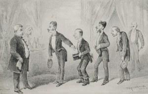 Franciszek KOSTRZEWSKI (1826-1911), Przed jaśnie panem