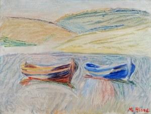 Maurycy BLOND (1899-1974), Łodzie