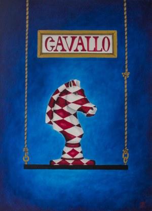 Edyta Mądzelewska, Cavallo, 2017