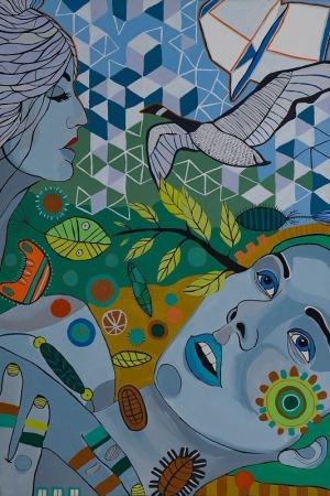 Marcin Painta, Ziemia i powietrze (z cyklu Żywioły)
