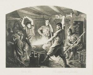 Artur GROTTGER (1837-1867), Polonia - zestaw 9 heliograwiur