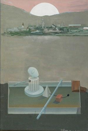Juliusz NARZYŃSKI (ur. 1934), Epilog na koniec lata, 2007