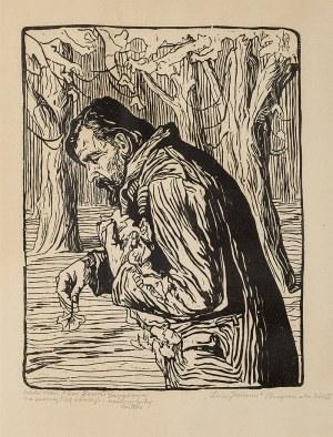 Witold Rzegociński (1883-1969), Jesienne Liście, 1903