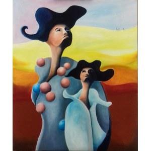 Jolanta Kitowska, Anticipation – Nanny and the Prince, 2016