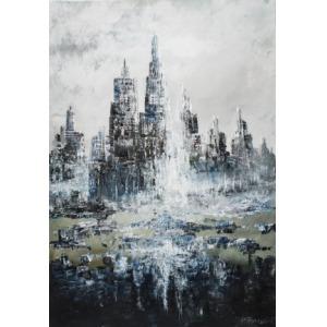 Andrzej Fronczak (1959), Metropolis XIX (2015)