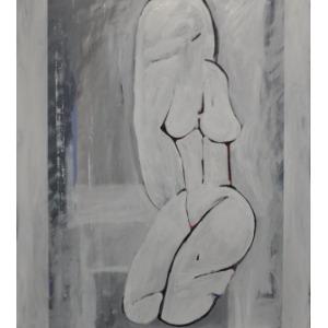 Grzegorz L. Piotrowski (1976), Zimowa dama (2015)