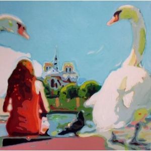 Paweł Zapendowski (1962), Paris Je t'aime (2015)