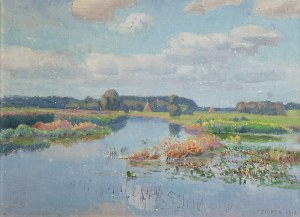 Teodor ZIOMEK (1872-1937), Staw, 1912