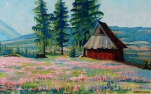 Alfred TERLECKI (1883-1973), Krokusy