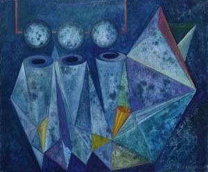 Joanna Banek (Ur. 1967), Z cyklu Krystaloskopia, 2015