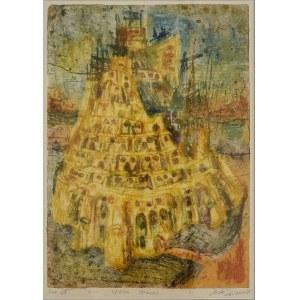 Jacek Zieliński (Ur. 1970), Wieża Babel