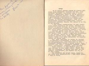 LACH JÓZEF - KSIĘGARNIA-ANTYKWARIAT WE WROCŁAWIU 1946-1951 (DEDYKACJA AUTORA)